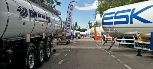 Cuenta atrás para el VII Congreso Nacional de Empresarios de Transporte en Cisternas.