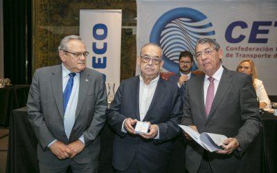 La IRU entrega los Premios a los Mejores Directivos del Transporte por Carretera 2019.