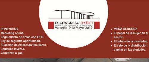 El IX Congreso de Fedem-CETM Mudanzas desgranará los retos de futuro del sector