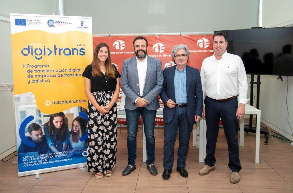 CEFTRAL-CETM lanza un Máster para la transformación digital de las empresas de transporte y logística