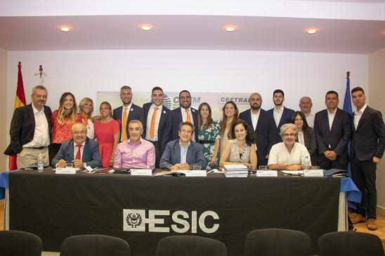 La CETM y CEFTRAL abren una nueva edición del Máster en Dirección de Empresas de Transporte y Logística