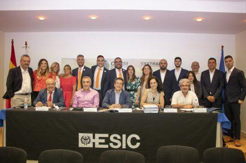 Finaliza la 21ª edición del Máster de la CETM