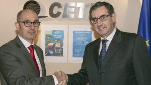 Línea de crédito para empresas de transporte de la CETM e Iberaval
