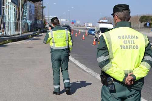 La DGT toma medidas ante el previsible colapso de la frontera por la cumbre del G7