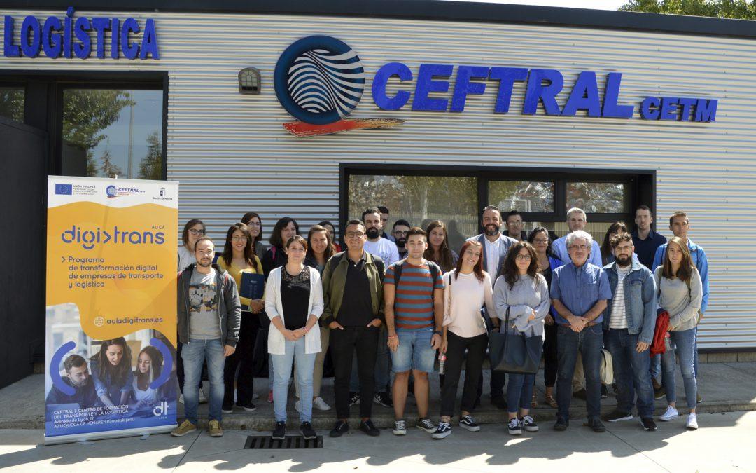 Centro de formación de CEFTRAL en Azuqueca de Henares