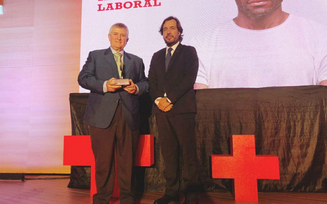 FROET recibe el Premio Cruz Roja al Reto Social Empresarial para la Inserción Laboral
