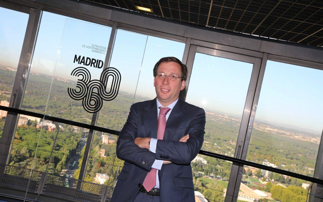Madrid 360, el nuevo plan de Almeida