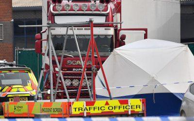 Conmoción en el sector del transporte por la tragedia en Essex