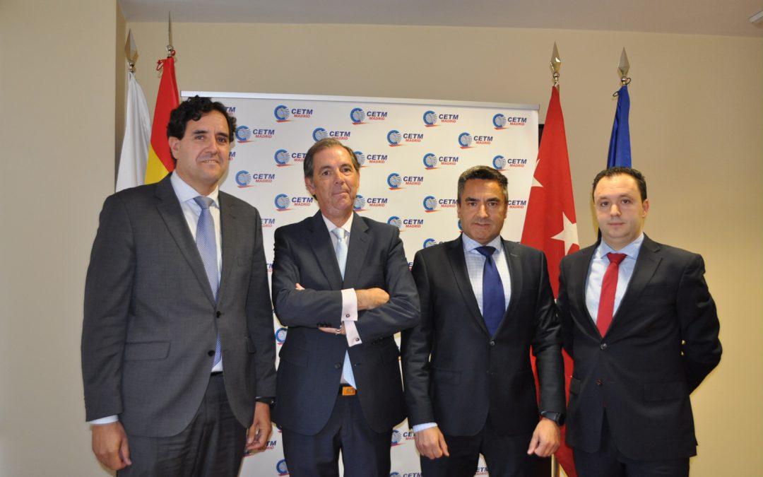 CETM-Madrid se alía con Ecotruck para facilitar la adaptación de los vehículos diésel a Gas Natural y GLP