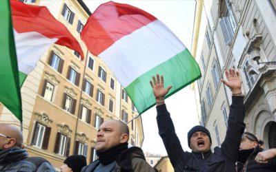 Los sindicatos italianos convocan una huelga general en Italia los días 24 y 25 de octubre