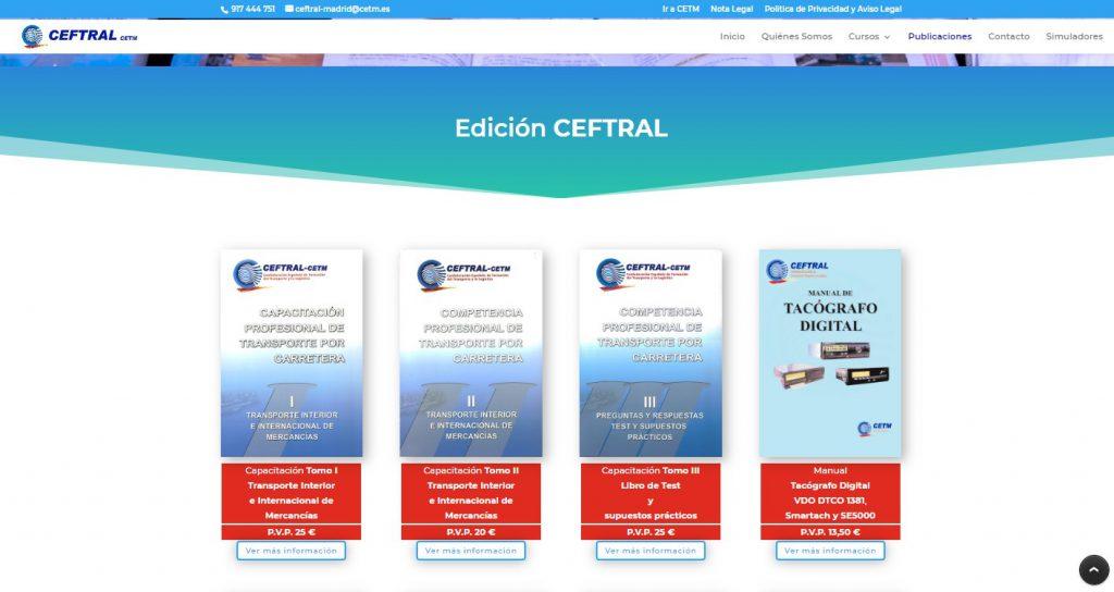Web CEFTRAL