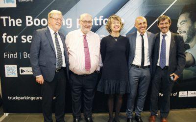 Isabel Velasco Ortiz, nueva presidenta de EUROPLATFORMS