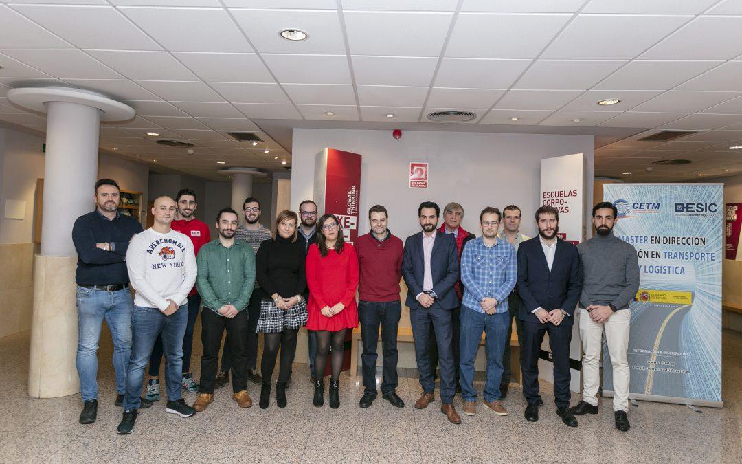 Arranca la XXII edición del Máster CETM-CEFTRAL, con un nuevo éxito de participantes