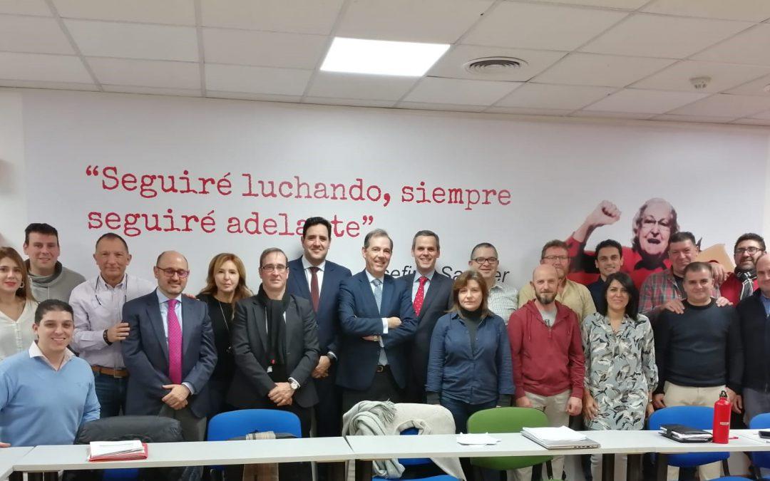 Firmado el Convenio Colectivo de Transporte de Mercancías por Carretera de Madrid