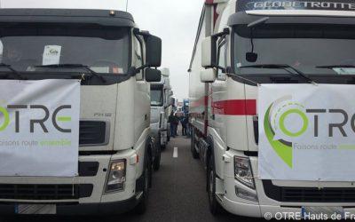 Huelga de transporte en Francia el 7 de diciembre