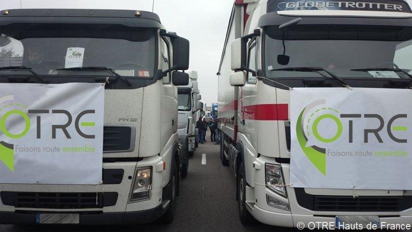 Huelga en Francia convocada por OTRE