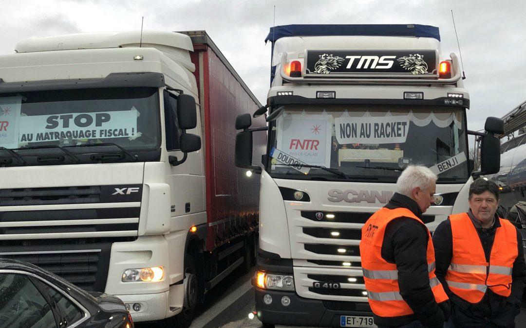 Las huelgas en Francia complican el mes de diciembre