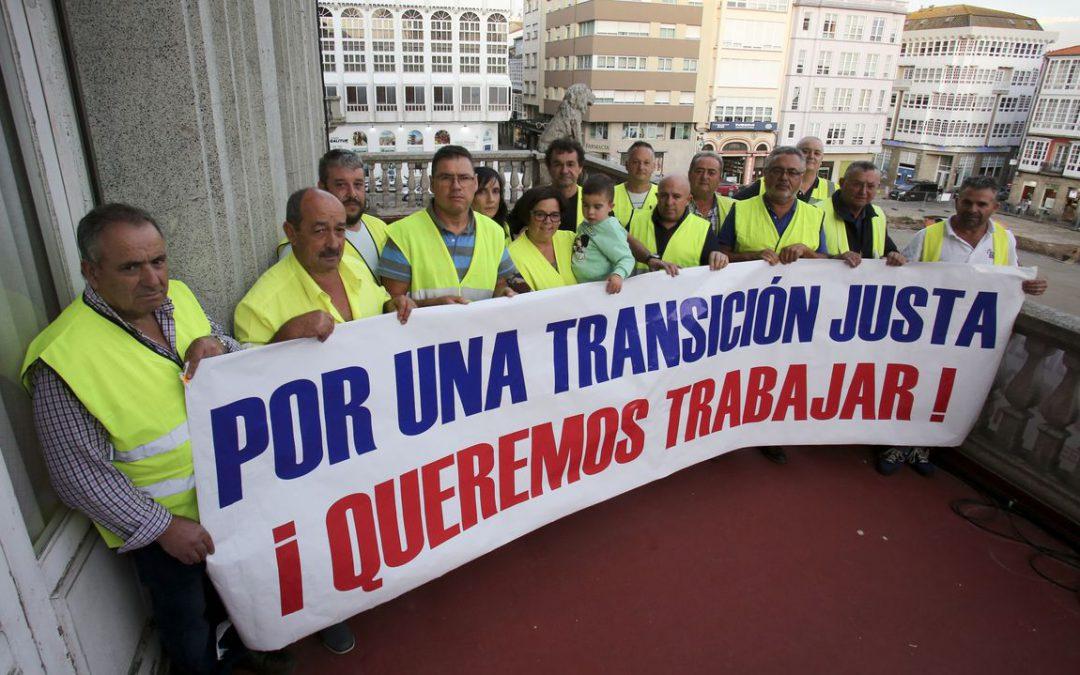 Fegatramer denuncia el abandono de la Administración a los transportistas del carbón