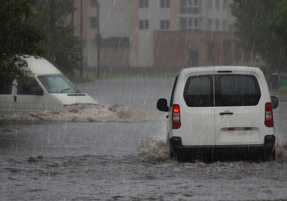 Alerta por lluvias en Murcia, Almería y la Comunidad Valenciana