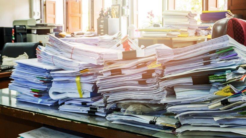 Trabajar sin papel o cómo evitar la destrucción de miles de árboles