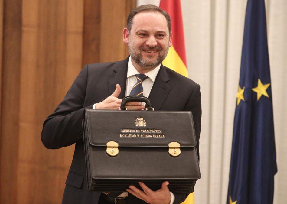 La CETM valora la nueva denominación del Ministerio de Transportes, Movilidad y Agenda Urbana