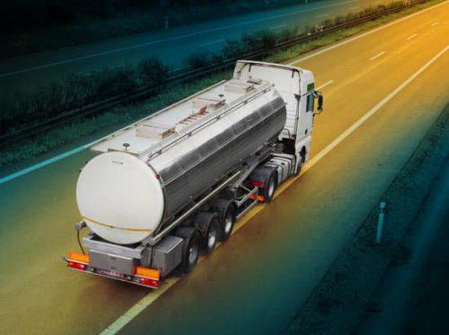 Restricciones para los vehículos de mercancías peligrosas el 31 de enero y el 1 de febrero en la B-23