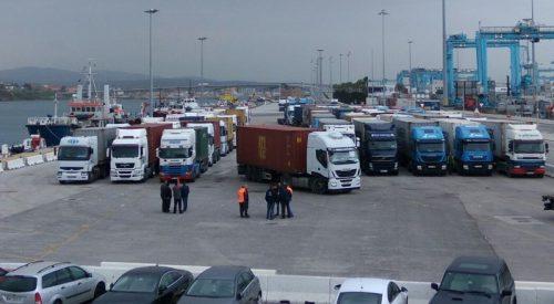 Primeras reacciones a la denuncia de CETM Frigoríficos ante los retrasos en el Puerto de Algeciras
