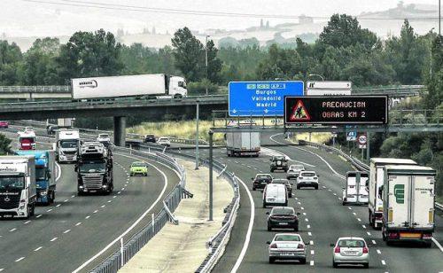 La CETM rechaza los absurdos argumentos de la DGT para prohibir el tráfico de camiones en la AP-1 y la N-1