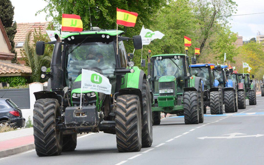 Los agricultores vuelven a protestar con tractoradas y cortes de carreteras a partir de este jueves