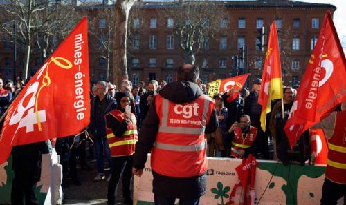 Los sindicatos franceses convocan una nueva huelga interprofesional para este jueves 6 de febrero
