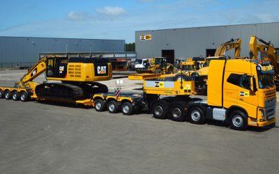 Exenciones para tractores agrícolas, camiones de obra, vehículos y transportes especiales y euro-modulares durante el estado de alarma