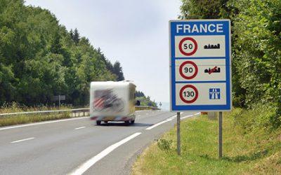 Francia levanta las restricciones a camiones de más de 7,5 toneladas