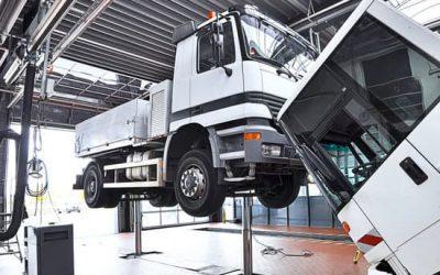 El Ministerio de Transportes permite la apertura de talleres para garantizar el funcionamiento del transporte de mercancías