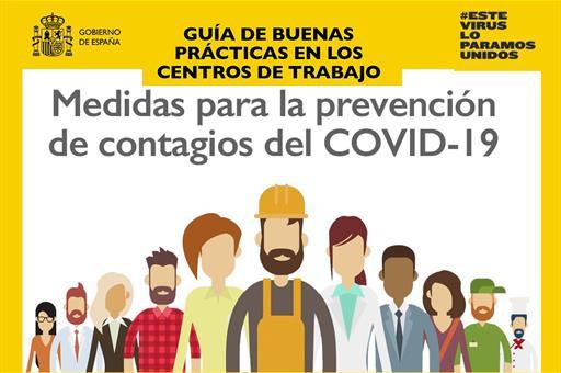 Guía de buenas prácticas COVID-19 para empresas y trabajadores