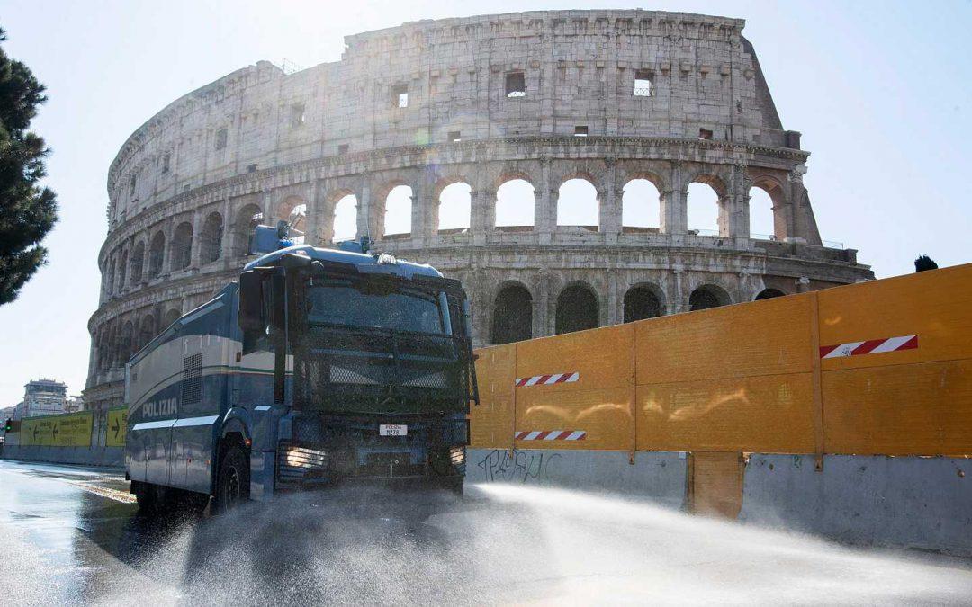 Italia amplía la suspensión de las restricciones a camiones