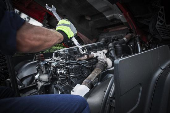 El Ministerio de Transportes publica un mapa de talleres de vehículos industriales con servicio de emergencia