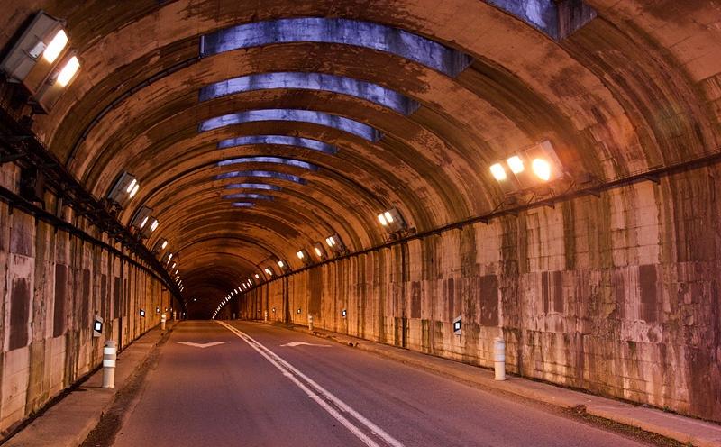 Francia cierra totalmente el paso transfronterizo del Túnel de Bielsa-Araganouet