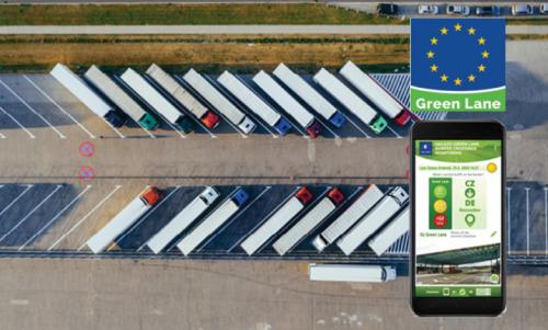 La CE pone en marcha 'Galileo Green Lane', una app para obtener información de las posibles demoras en los pasos fronterizos