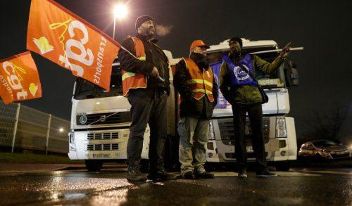 No se esperan cortes de tráfico el 7 de mayo en Francia, a pesar de la convocatoria de huelga realizada por CFDT