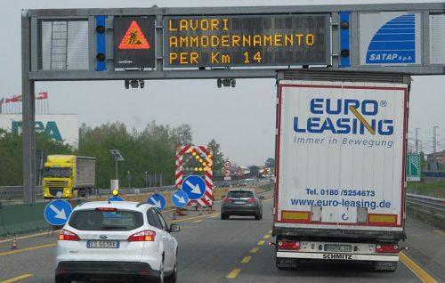Nuevo modelo del certificado de desplazamiento en Italia