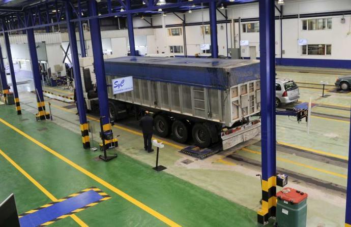 Fetracal reclama prioridad para los vehículos de transporte de mercancías en las revisiones de las ITV