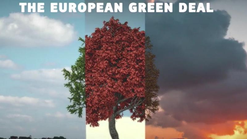 La Comisión Europea apuesta por el Acuerdo Verde en el camino hacia la recuperación de la crisis del COVID-19