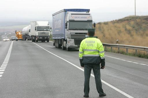 Conoce los criterios de la Inspección en los controles de carretera durante el estado de alarma