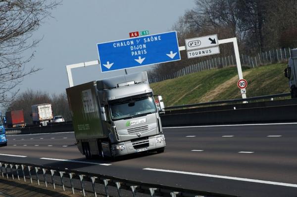 Novedades en el levantamiento de las restricciones a la circulación de camiones en Francia