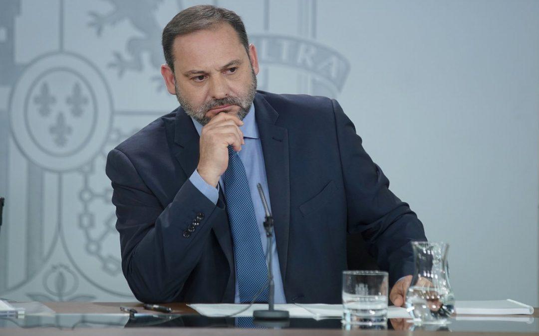 El presidente del CNTC, Carmelo González, entregará en mano a Ábalos la respuesta del sector a las 44 toneladas