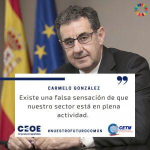 La CETM en la Cumbre de la CEOE
