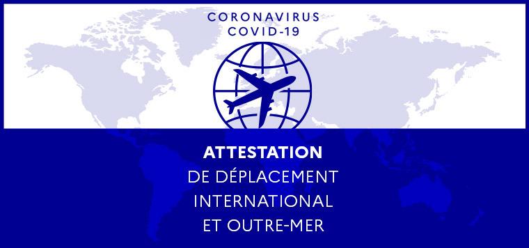 Francia exige una declaración de ausencia de síntomas del Covid-19 a todas las personas que entren en su territorio