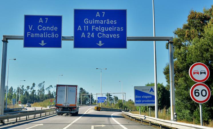 Se habilitan cuatro nuevos puntos fronterizos con Portugal para el transporte de mercancías