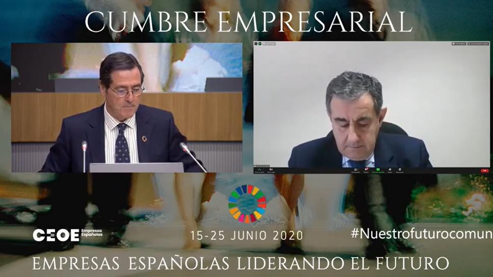 Carmelo González reclama que se valore al transporte de mercancías y se lleven a cabo medidas urgentes ante la crisis del Covid-19