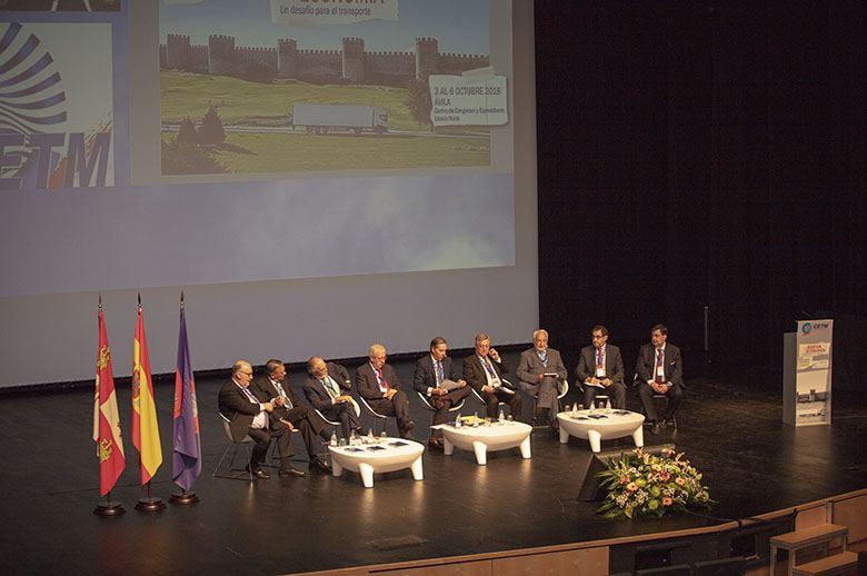 Se retrasa la celebración del 18º Congreso Nacional de Empresarios de Transporte